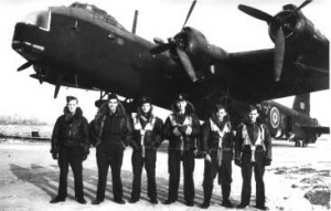 Airmen who served and lost their lives at the start of World War two.