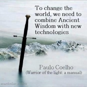 We can make a choice that uses the best technology to balance our lives, with very little change to the wat we all live
